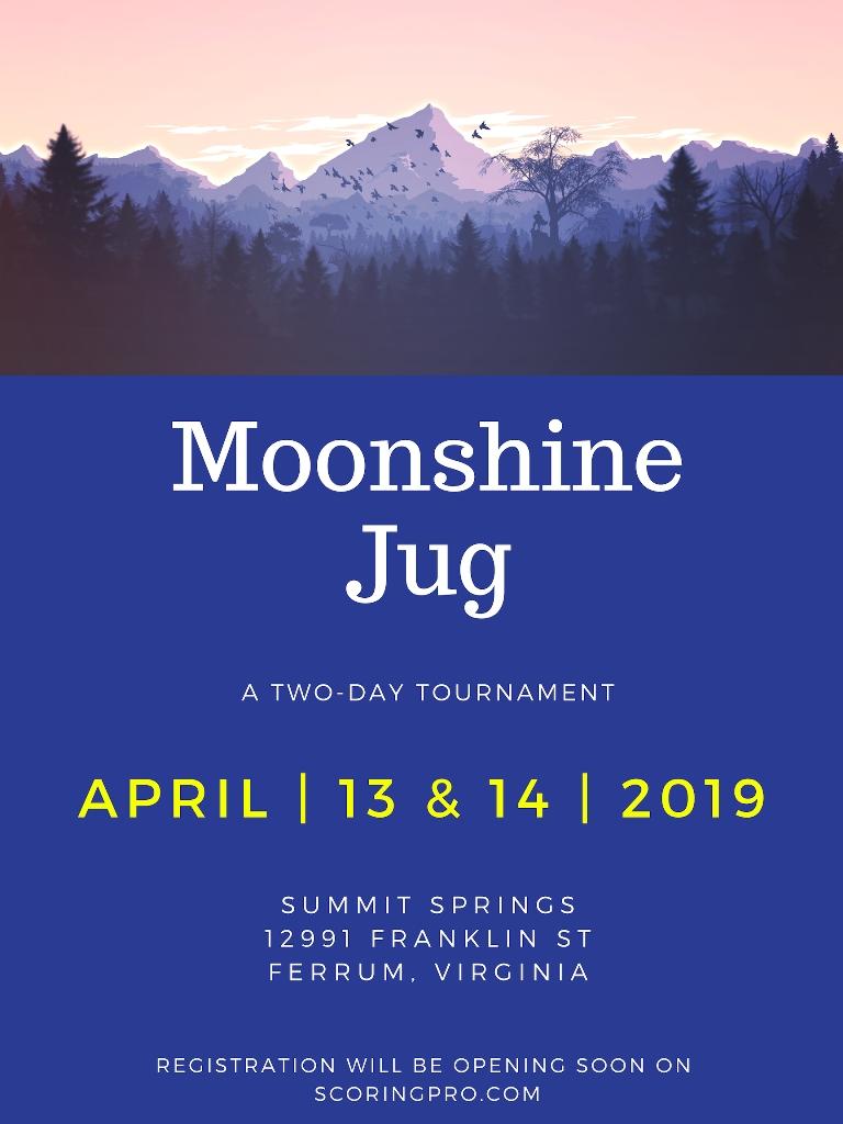 Moonshine Jug 2019